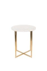 Zuiver :: stolik luigi biały