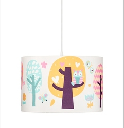 Lampa wisząca - sowie opowieści