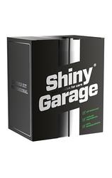 Shiny garage leather kit strong – zestaw do czyszczenia i zabezpieczenia tapicerki skórzanej