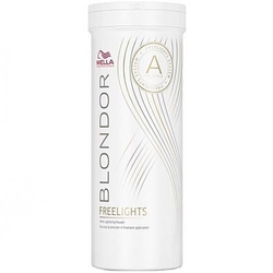 Wella blondor freelights, rozjaśniacz do pasemek w pudrze 400g