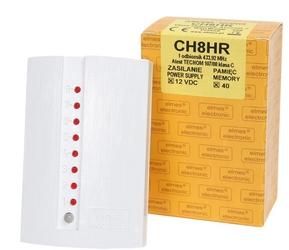 Odbiornik radiowy elmes ch8hr het - szybka dostawa lub możliwość odbioru w 39 miastach