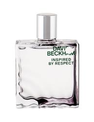 David beckham inspired by respect woda po goleniu dla mężczyzn 60ml