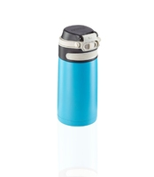 Kubek termiczny flip 350 ml, błękitny
