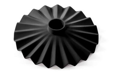 Abażur do żarówki Cappello czarny
