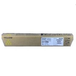 Toner Oryginalny Ricoh C406 842098 Żółty - DARMOWA DOSTAWA w 24h
