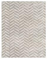 Dywan chelo silver 200x300 carpet decor handmade