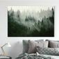 Obraz na płótnie - forest nature , wymiary - 100cm x 150cm, wymiary - 115cm x 170cm