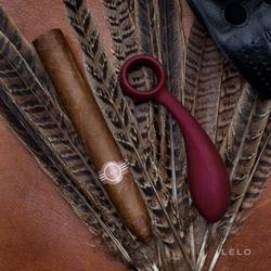 Lelo bob masażer męskiego punktu g - fioletowy