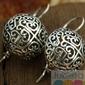Eco2 - srebrne kolczyki