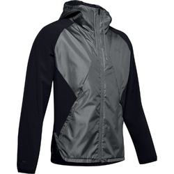 Kurtka męska under armour stretch-woven hooded jacket