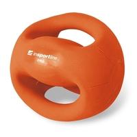 Piłka lekarska z uchwytami 2 kg grab - insportline - 2 kg
