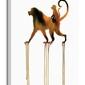 Baboons - obraz na płótnie