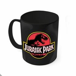 Jurassic Park Classic Logo - kubek