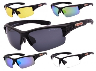 Okulary 5 soczewek lozano lz-123b polaryzacja + poliwęglan