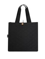 Hpba torba pikowana czarna - by anna lewandowska