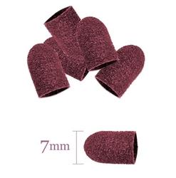 Kapturek ścierny a  7mm60    100 szt. różowy