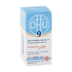 Biochemie dhu 9 natrium phosphoricum d 6 globulki