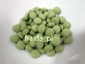 Młody jęczmień z uprawy bio - tabletki 120g ok. 240 szt. barley grass
