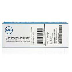 Toner Oryginalny Dell C26602665 593-BBBP Purpurowy - DARMOWA DOSTAWA w 24h