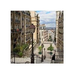 Paris montmartre - reprodukcja