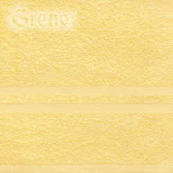 Ręcznik JUNAK NEW Frotex żółty - żółty