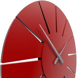 Zegar ścienny extreme m calleadesign czarny 10-212-5