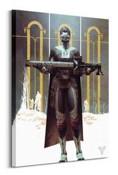 Destiny black armory - obraz na płótnie