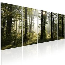 Obraz - letnia mgła