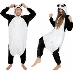 Panda kigurumi onesie dres piżama kombinezon