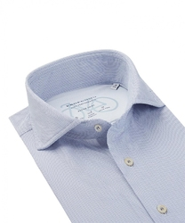 Sportowa koszula profuomo błękit  37