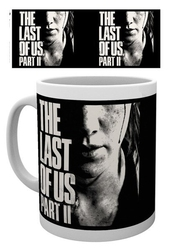 The last of us part ii face - kubek