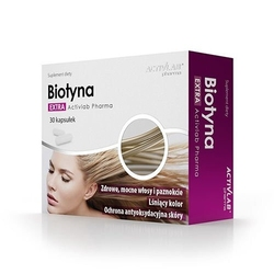 Activlab pharma biotyna extra 30 cap