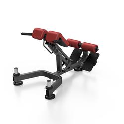 �awka na grzbiet prostowniki grzbietu MP-L212 - Marbo Sport - bordowy  antracyt metalic