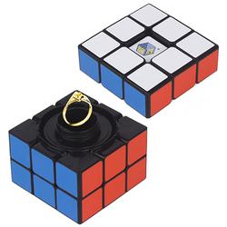 Yuxin SKRZYNIA SKARBÓW 3x3x3 Magic Cube Black