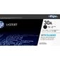 HP Oryginalny toner 30A CZARNY CF230A