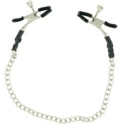Sexshop - nipple clamps chain – zaciski na sutki z łańcuszkiem - online