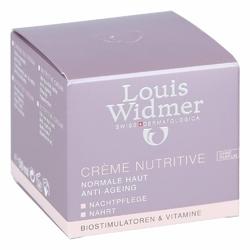 Louis Widmer Nutritive krem odżywczy na noc nieperf.