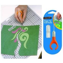 Nożyk modelarski na palec Fiskars