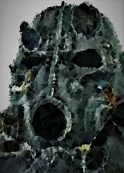 POLYamory - Paladin, Fallout - plakat Wymiar do wyboru: 40x50 cm