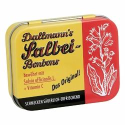 Dallmanns Salbeibonbons Dose