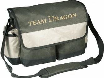 Torba spinnigowa chlebak wędkarski Team Dragon 43x12x30 cm