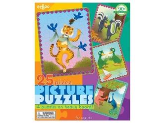 BAJKI puzzle 9 el. zestaw 6w1