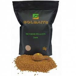 Solbaits method feeder pellet 1kg 2mm