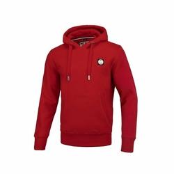Bluza z kapturem Pit Bull West Coast Hooded Hilltop 2 Red - 129405450 - 129405450