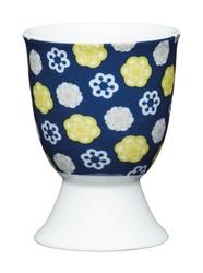 Kieliszek do jajka Kitchen Craft floral blues