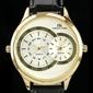 Zegarek meski jordan kerr - blink - dual time zj043c
