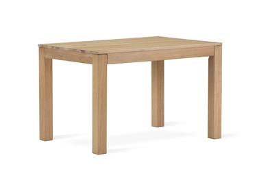 Nowoczesny rozkładany stół dębowy anders 140-190 x 90 cm dąb sonoma