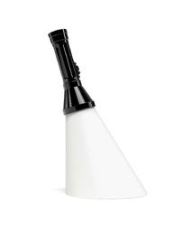 Qeeboo lampa flash czarny 11001bl
