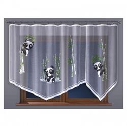 Firanka pandy 280 x 150 cm