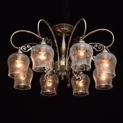 Niezwykły żyrandol do salonu i jadalni monica mw-light classic 372011808